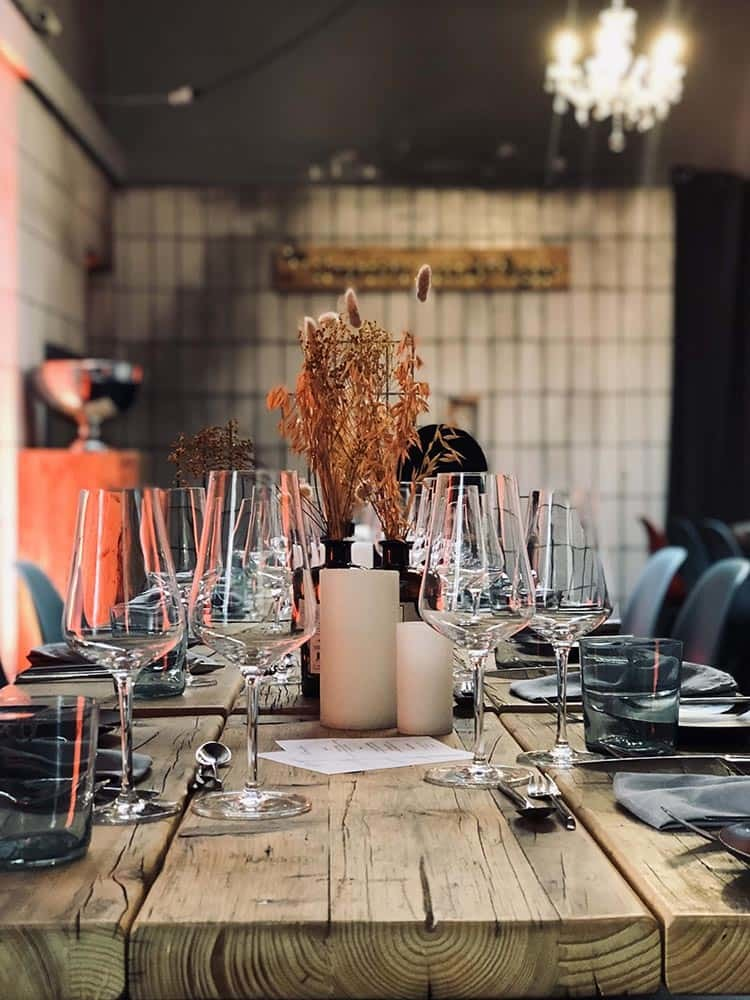 Private Lunch & Dinner / Kochkurse